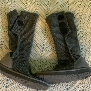 Rollable UGG boots